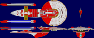 GSS Excelsior Prototype Multi-View by captshade