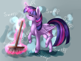 Sweep sweep sweep by Ognevitsa