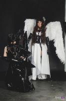 Lucifer - Angel Sanctuary by Harker-Cosplay