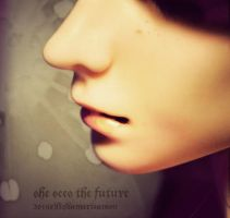 she sees the future by LindaMarieAnson