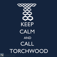 'Keep Calm and Call Torchwood' by thischarmingfan by Teebusters