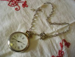 """""""Time of Death"""" Necklace by Jamethial"""