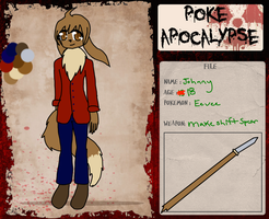 Poke Apocalypse: Johnny by Venom-chan