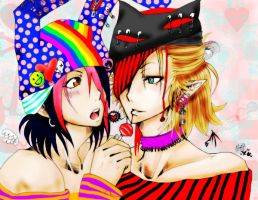 c c c crazy lovinn by acid-rainbow