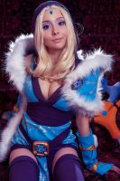 Crystal Maiden by ShlachinaPolina