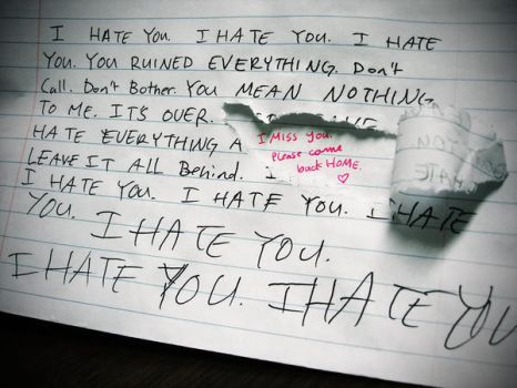 I.HATE.YOU by cumberries