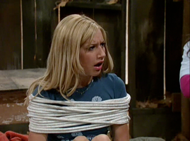 Ashley Tisdale Tied Up 5 by Celebstiedandgagged6