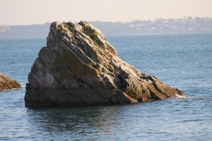 Sea Rock by fuguestock