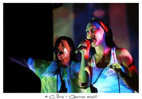 Cocorosie IV by clems