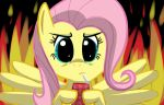 FlutterJuice Stare by Penguin-Potential