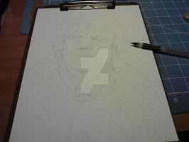 WIP Tryion Lannister by jeni-art