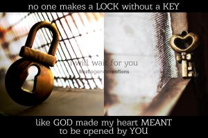 Lock and Key by froztlegend