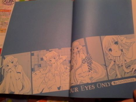 Your Eyes Only Picture Panels Front by Naglfar94
