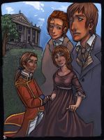 Pride and Prejudice by DamnTorren
