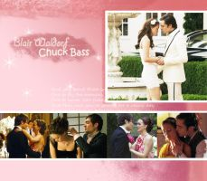 Blair and Chuck by DDenaa