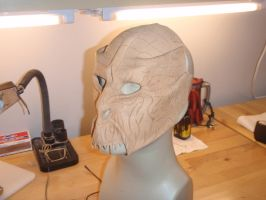Orc Mask Wip2 by Red-Dragon-Lord