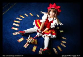 The Card Captor by CatoKusanagi