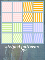 32 Patterns by Bourniio