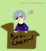 BOXCHAN... I MEAN, BOCCHAN by The-Adorable-Psycho