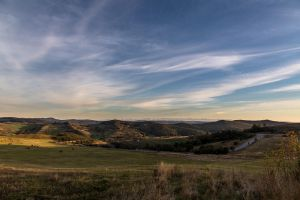 Hills and clouds by Reiep