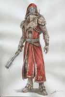 Skitarii by Aguilas