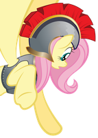Fluttershy is best commander by QTMarx