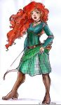 Brave Merida by motega