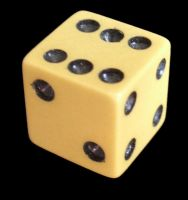 ivory dice 08 by barefootliam-stock