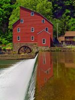 Red Mill 2 by Dracoart-Stock
