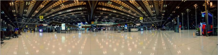 Suvarnabhumi Airport by deviantartspeedfreak