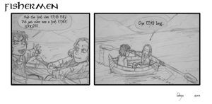 FISHERMEN JOKES by SkekLa