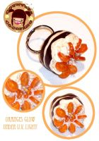Citrus Bling Ring by CountessCocoFang