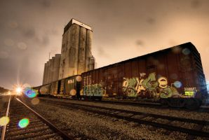 Ringe railcar by aRt2faKt