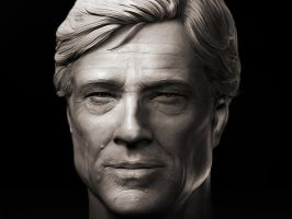Robert Redford by edusimon
