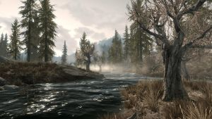 The Swamps of Hjaalmarch 3 by Marina17