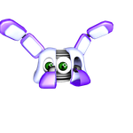 FUNTIME BONNIE ! by TheFoxGamerOfficial2