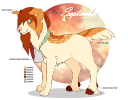 september. by faungarden