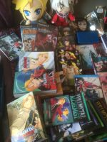 my collection Close up. by NinjaSoulMasamune