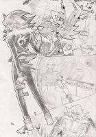 .Shadow the hedgehog. by sosokrazy