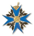 Order of the Black Eagle 1st class by PrussiaBrony22