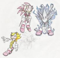 Sonic Uppers by MrCrenshaw