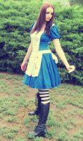 Alice in Wonderland - Madness Returns Cosplay by Feeorin215