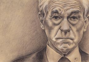 Ron Paul by dreerose