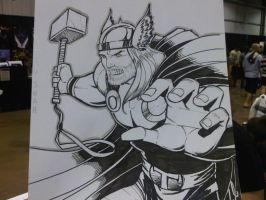 THOR commission by Sajad126