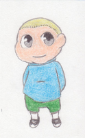Bobby Hill Chibi by simpsonsfan628
