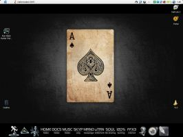 the ACE OF SPADES by TheRealDarkRevan