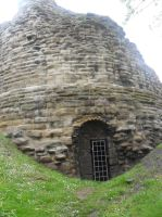 pontefract castle by cannibalmoth