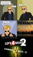 Caruso on Left 4 Dead 2 by Link-09