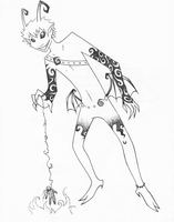 Male Phi Redesign by NitrusOxide