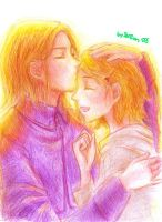 APH Prisoner of Love by Jesson555
